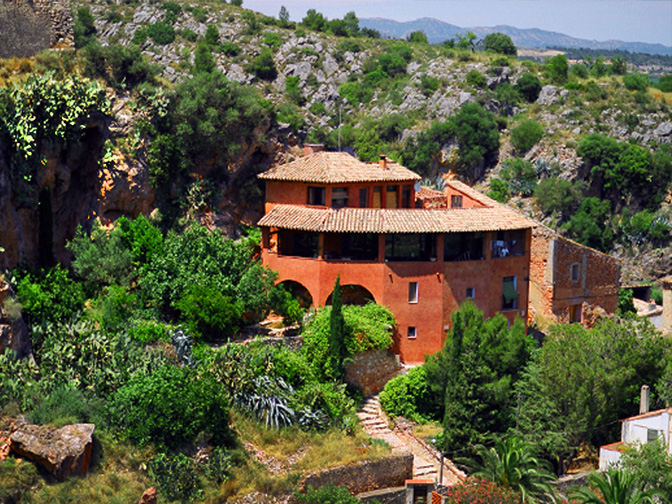 El Balco de Miravet (turismo rural)