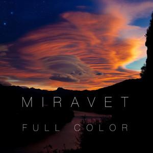Miravet, posta de sol