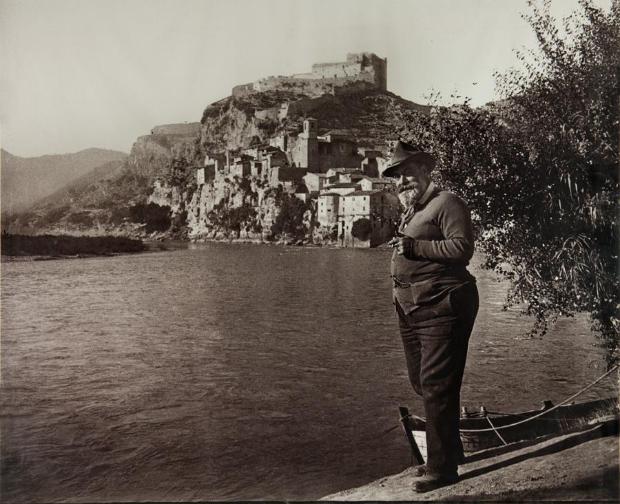 Joaquim Mir a Miravet (1929)