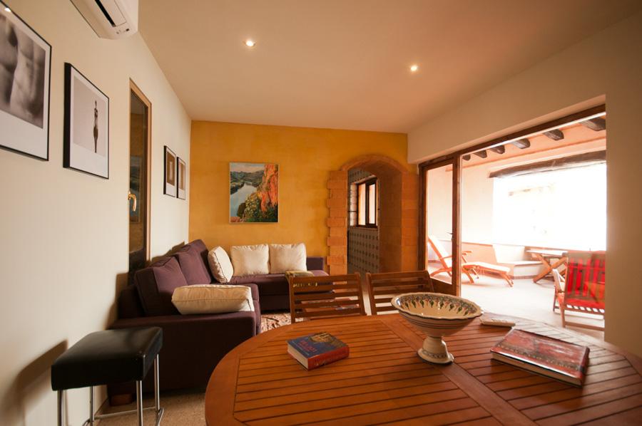 Apartament Mir, Palau de Miravet (allotjament turístic)