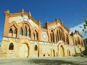 Ruta de les 3Ces, Catedral del Vi
