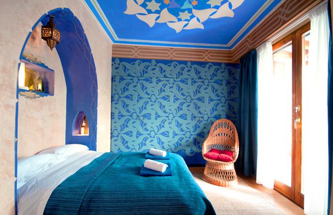 Habitació Murabit (Palau de Miravet, allotjament turístic)